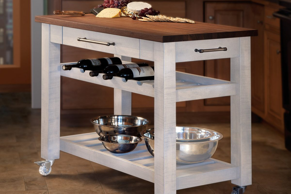 What To Check Before Buying Extra Larger Kitchen Cart?