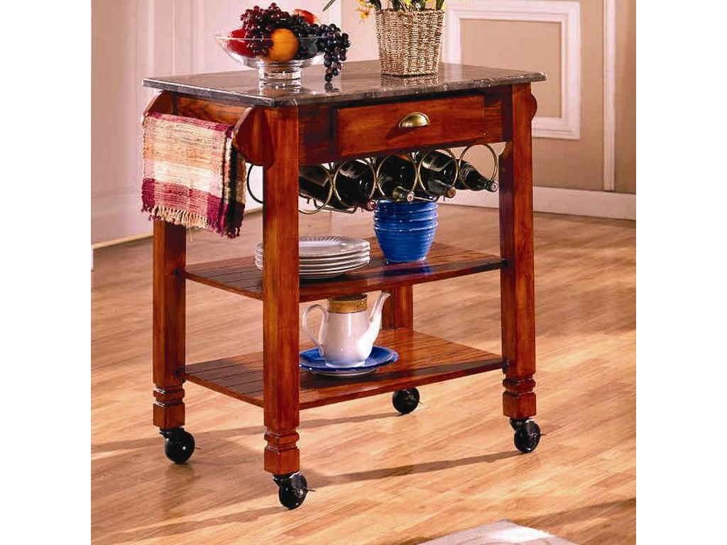 Kitchen Cart On Wheels – Exclusive Produce That Is Useful In Kitchen!